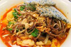 (Mì Quảng) - Vietnamese Quang Noodle
