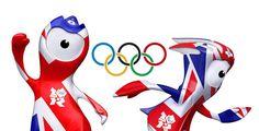 2012 London Olympic mascots