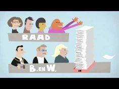 Wat doet de gemeenteraad? - YouTube