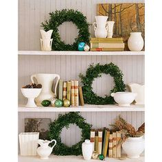Natural touches for #Christmas.