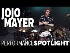 Performance Spotlight: Jojo Mayer - YouTube