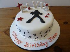 elvis cake @Mandy Buschke & @Rachael Medal
