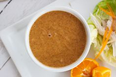 Almond Satay Sauce