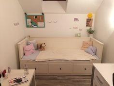 Ikea Hemnes bed bedroom teen