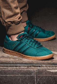 adidas Originals Hamburg Gore-tex: Teal