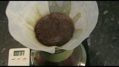 How to make a pour-over coffee
