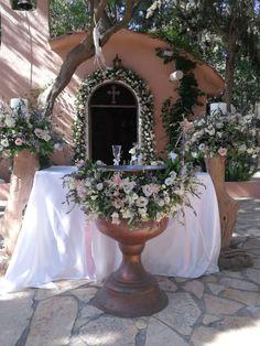#γαμος και #βαπτιση στο #γραφικο_εκκλησακι του κτηματος