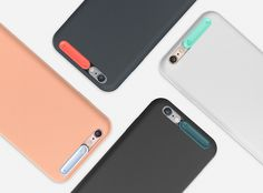 Mute. smart iphone cover on Behance
