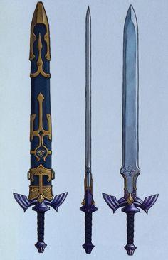 Risultati immagini per zelda master sword twilight princess