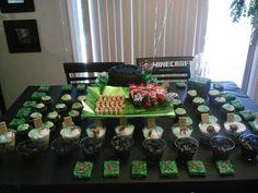 Ayden F. Mindcraft Birthday.