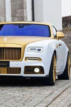 #Mansory #Rolls_Royce #Wraith #Car
