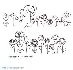 hand embroidery patterns free printables | Recent Photos The Commons Getty Collection Galleries World Map App ...