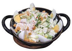 Cesar Ritz salad, Les Cocottes, Paris | Flickr - Photo Sharing! Best Cesar Salad you will ever eat! Paris