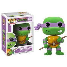Teenage Mutant Ninja Turtles POP! Vinyl Figur Donatello 10 cm