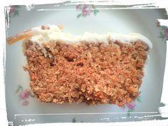 Carrot cake - Pâtisser Malin