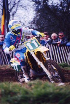 Rob Herring Motocross Racer, Moto Cross, Triumph Tiger, Vintage Motocross, Grand Prix, Motorbikes, Cubs, Old School, Honda