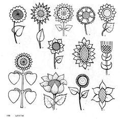 Line Doodles, Flower Doodles, Doodle Drawings, Doodle Art, Textile Patterns, Flower Patterns, Mandela Drawing, Botanical Illustration, Illustration Art