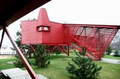 Red Guest Houses / Totan Kuzembaev