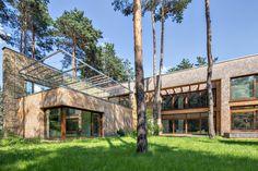 Gallery - Forest House / Biuro Architektoniczne Barycz & Saramowicz - 1