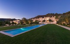 Palazzo di Amore in Beverly Hills - $195 million - 35,000 square feet