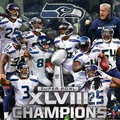 Super Bowl XLVIII Champions
