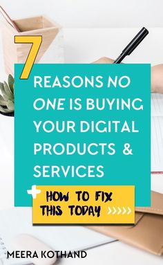 Wonder why you don't have a ready pool of repeat buyers to tap into whereas everyone else has digital products flying off the shelves? No sales or no repeat business is often a symptom of a deeper problem at hand. This post will highlight the mistakes that you may be unknowingly making. You cannot afford to make mistake #3.