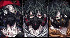 Image Happy Tree Friends, Anime Oc, Anime Demon, Mc Lb, Dark Anime Guys, Cyberpunk Art, Rap Battle, Marvel, Drawing Reference