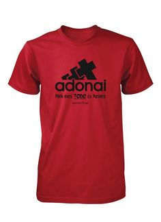 Para Dios Todo Es Posible Adonai Camiseta Cristiana(http://www.aprojes.com/para-dios-todo-es-posible-adonai-camiseta-cristiana-evangelica/)