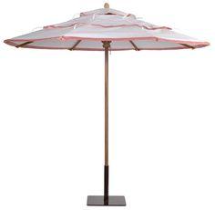 THE SANTA BARBARA UMBRELLA® - TEAK - Santa Barbara Umbrella : Santa Barbara Umbrella