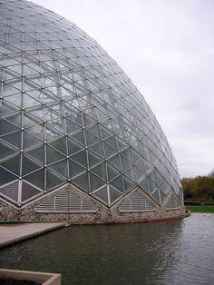 Milwaukee Botanical Garden Domes