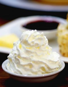 whip cream recipes for whipped cream dispensers | whipped cream