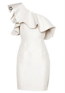 So elegant, yet simple > even though I hate one-shouldered tops and dresses, this is really elegant!