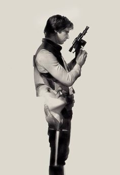 Star Wars - Han Solo by Greg Ruth *