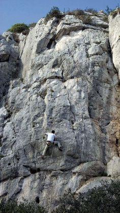 Arrampicata nel Sulcis Iglesiente, Climbing, Sardinia