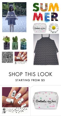 Summer time by huyentrangle238 on Polyvore featuring mode and Lipsy