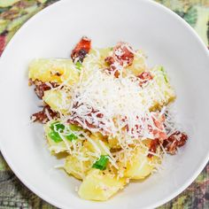 This recipe for Italian Potato Salad, a starter or side recipe, is simple, delicious and an all time favorite.