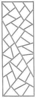 Shape Grammars of Ice-ray Chinese Lattice Designs : haldane liew