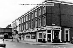 Coldharbour Lane, Loughborough Junction South London, Brixton, Old Houses, Old Photos, Nostalgia, Building, Old Pictures, Old Homes, Vintage Photos