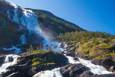 Salzburg, Waterfall, Outdoor, Outdoors, Waterfalls, Outdoor Games, The Great Outdoors