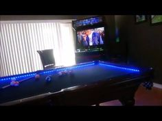 How to build a pool table cover crafts pinterest pool table pool table lights keyboard keysfo Images