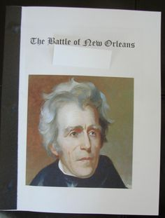 """I modeled how to I'd create a Primary Source Picture Book by sharing a letter from Andrew Jackson right after his soldiers had won the Battle of New Orleans. We practiced quoting the letter while summarizing. I scaffolded, saying, """"If you're not feeling creative, you may use this Jackson letter and make your picture book about the Battle of New Orleans, but I can't promise you'll earn any higher than a B if you go that route."""" Only 1 of 76 seventh graders didn't want to find his/her own…"""