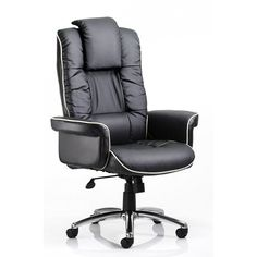 lombard luxury executive leather chair pinterest
