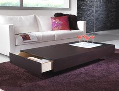 Find This Pin And More On Interior Design Modern Coffee Table With Storage