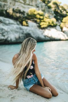 #menorca #spain #balearic #islands #mediterranean #spanish #summer #vacation #holiday Spain Travel Guide, Boho Accessories, Crystal Clear Water, Destin Beach, Menorca, Hazel Eyes, Mermaid Hair, Beach Bum, Instagram Fashion