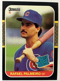 10 Best 1987 Donruss Baseball Cards Images In 2017
