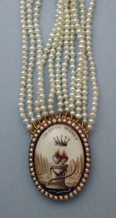 In Spite of Envy Neoclassical Sepia Bracelet