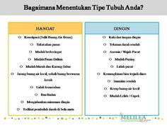 PENYEMBUHAN ALAMI: Jenis Tubuh Info Penting Ketika Detox by Melilea S...