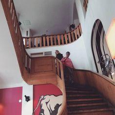 Stairway to #Cowork.  #oberholz #Coworking