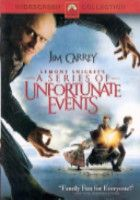 Lemony Snicket's A Series of Unfortunate Events (DVD, 2005, Widescreen Collection)