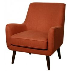 Faris Arm Chair PERSIMMON